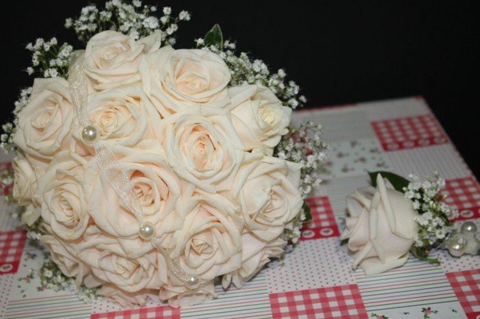 nuestro ramo y flor