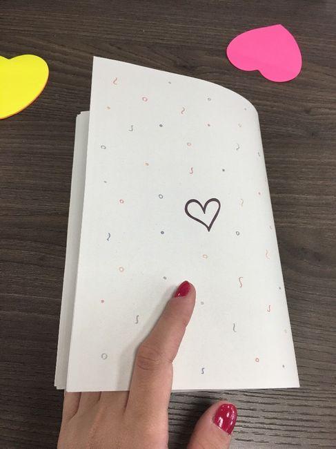 Ideas para el libro de tu historia de amor 4