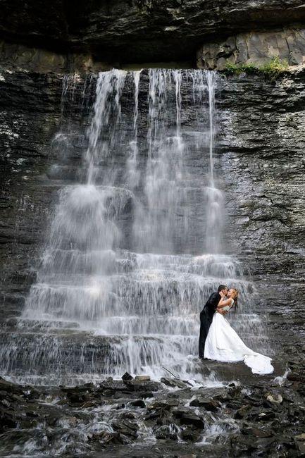 La mejor foto de boda: ¡el TRASH THE DRESS! 3