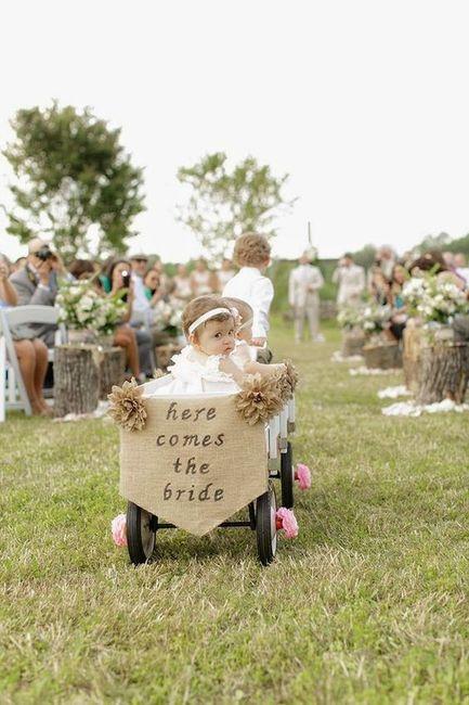 La mejor foto de boda: ¡los PAJECITOS! 2
