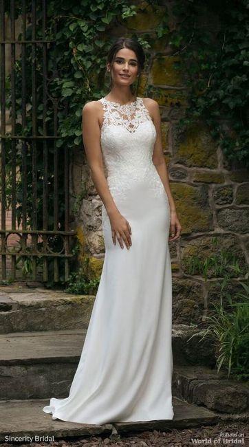 TOP 10 Vestidos de novia 1