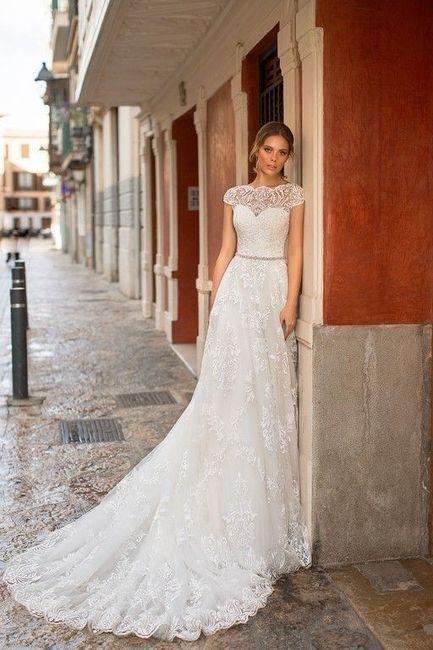 TOP 10 Vestidos de novia 2
