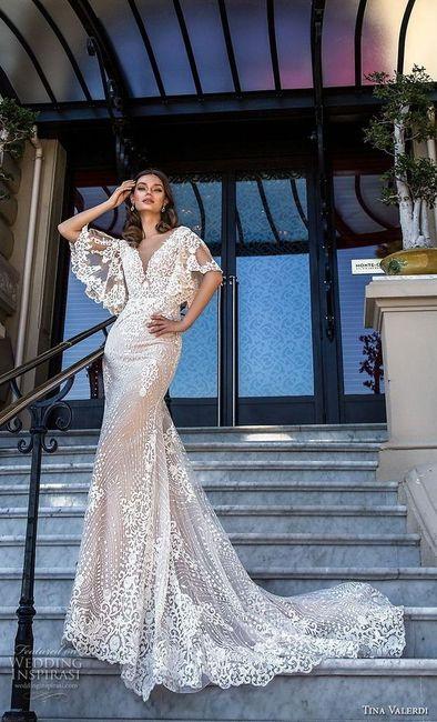TOP 10 Vestidos de novia 3