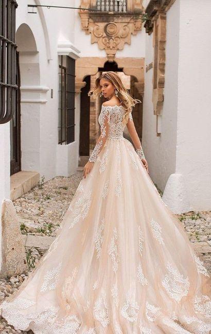 TOP 10 Vestidos de novia 4