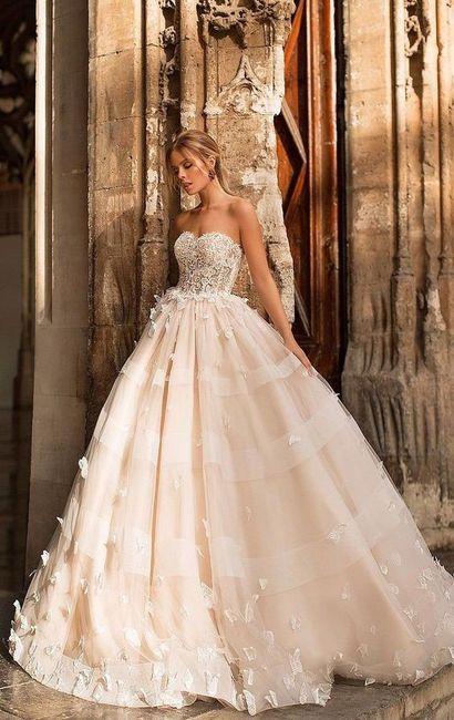 TOP 10 Vestidos de novia 7