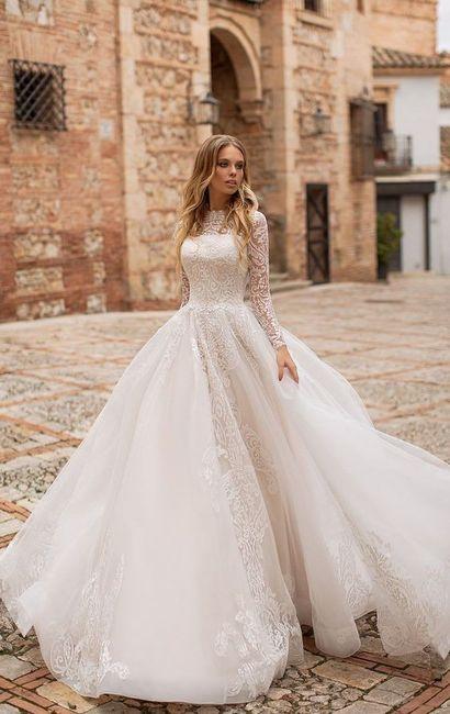 TOP 10 Vestidos de novia 9