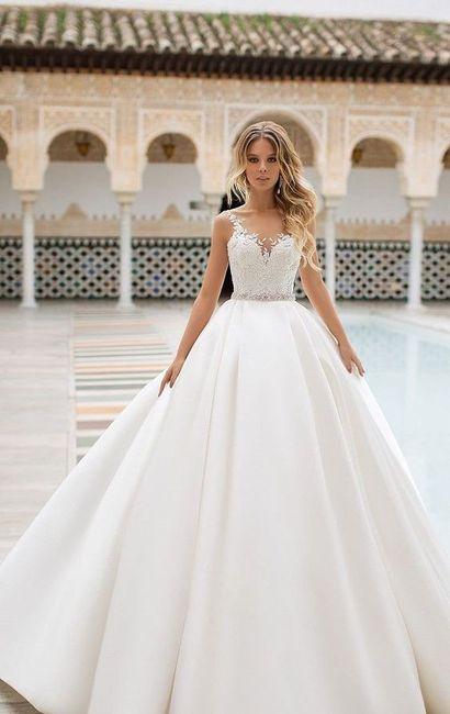 TOP 10 Vestidos de novia 10