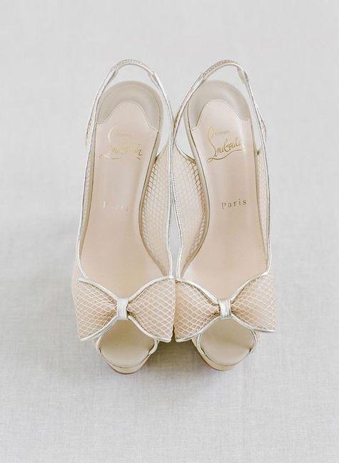 TOP 10 Zapatos de novia 1