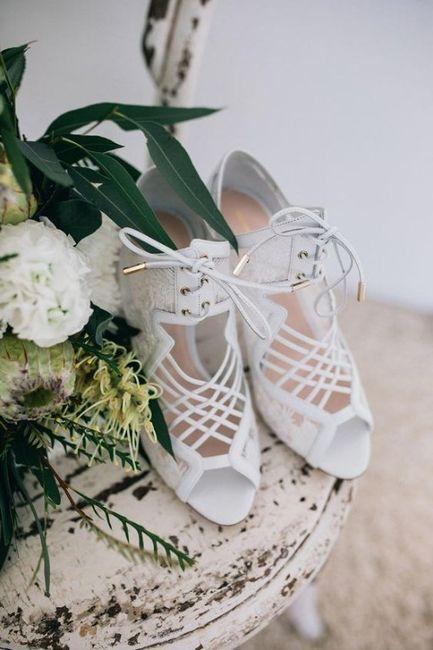 TOP 10 Zapatos de novia 4