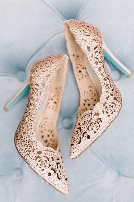 TOP 10 Zapatos de novia 5