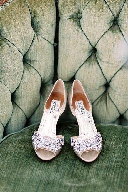 TOP 10 Zapatos de novia 7