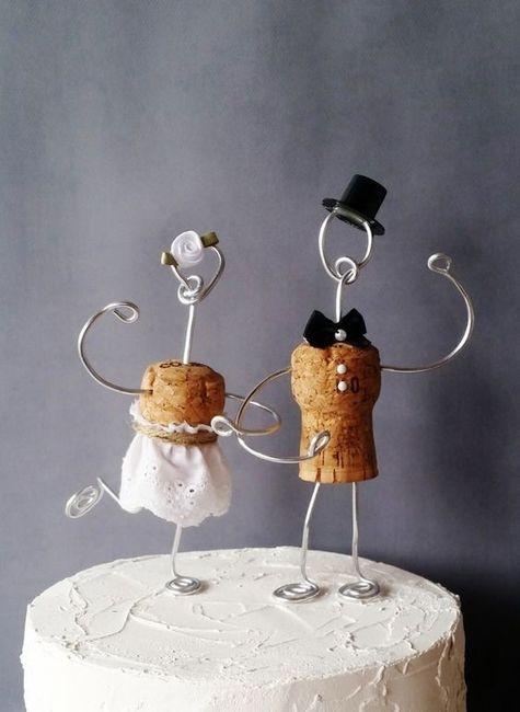 TOP 10 Muñecos para la tarta 5