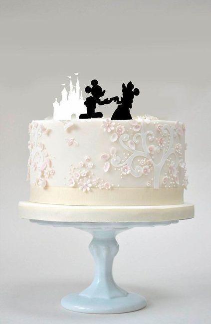 TOP 10 Muñecos para la tarta 9