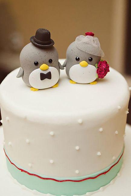 TOP 10 Muñecos para la tarta 10