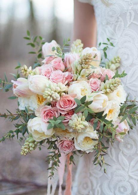 Ramo de rosas: ¿SÍ o NO? 1