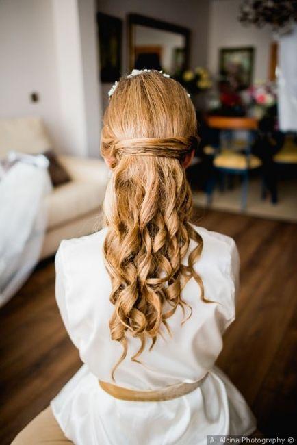¡DESCARTA a 1 de estos 5 peinados! 5