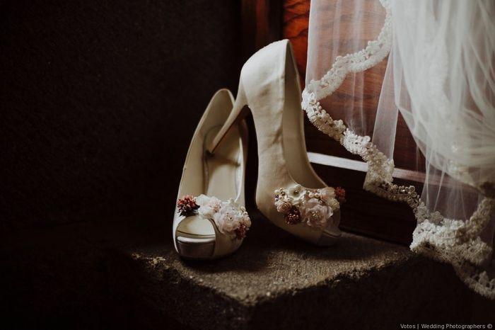 3 zapatos, 1 novia. ¡ELIGE! 👠 2