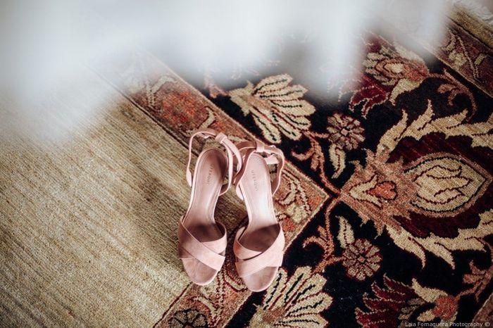 3 zapatos, 1 novia. ¡ELIGE! 👠 3