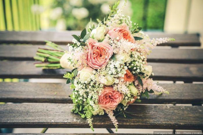 2 bodas, 2 ramos. ¿Cuál prefieres? 2