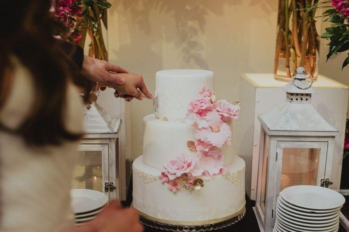 2 bodas, 2 tartas. ¿Cuál prefieres? 2