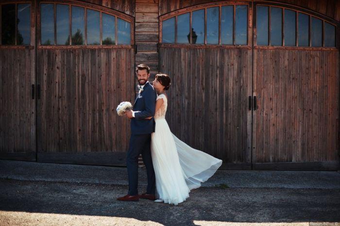 2 bodas, 2 trajes de novio. ¿Cuál prefieres? 2