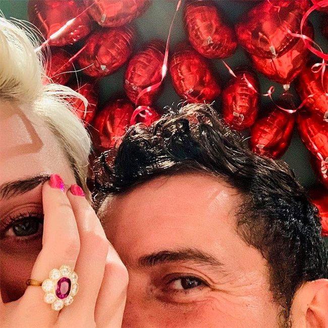 Katy Perry et Orlando Bloom vont se marier ! 2