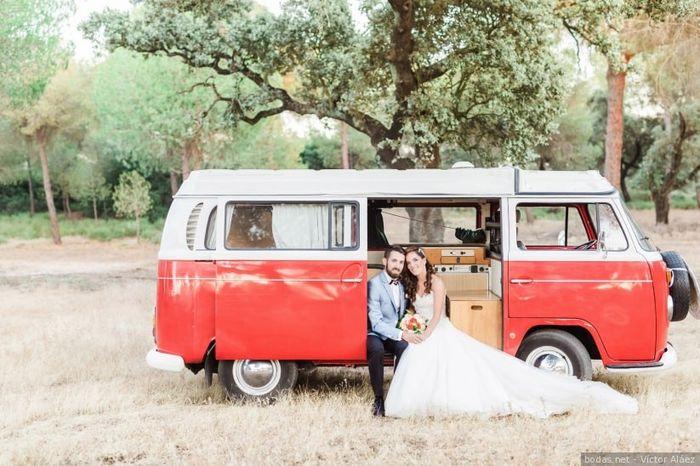 Con esta caravana... ¡YO NO ME CASO! 🚐 2