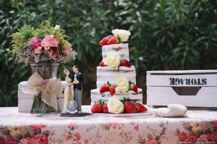 Yo a esta tarta le digo... ¿SÍ, NO o QUIZÁS? 1