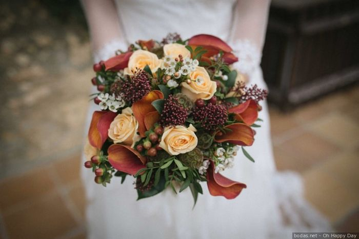 Este RAMO según tu fecha de boda 🌺 3