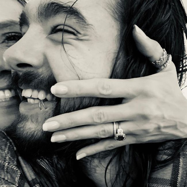 Matri super secreto de Heidi Klum y Tom Kaulitz 💍 1
