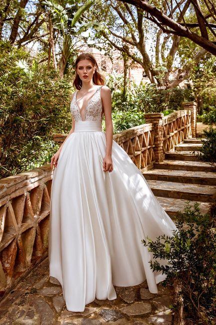A 24h de la boda, ¡escoge tu vestido! 👗 3