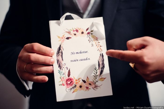 ¿Dónde pasarás la noche de bodas? 1