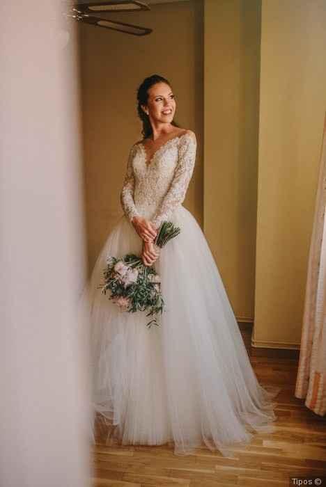 Vestido de Elena
