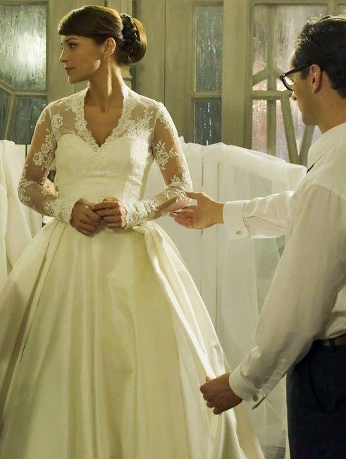 velvet: ¿qué vestido de novia te robó el corazón? - bodas famosas
