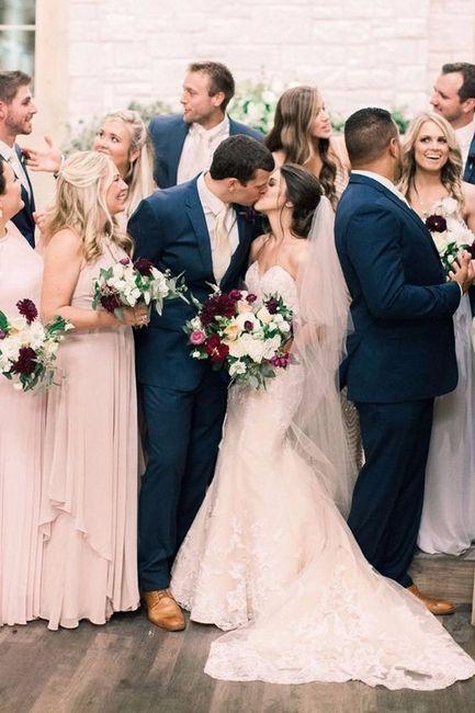 Plus d'amis ou de famille à votre mariage ? 1