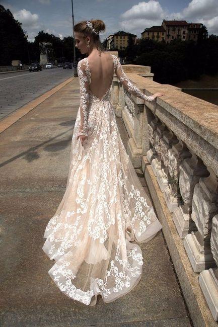 vestido de novia color champagne: ¿sí o no? - moda nupcial - foro