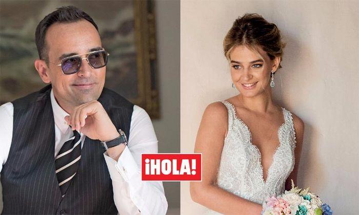 6530eb431 Risto Mejide y Laura Escanes ya son marido y mujer! - Bodas Famosas ...