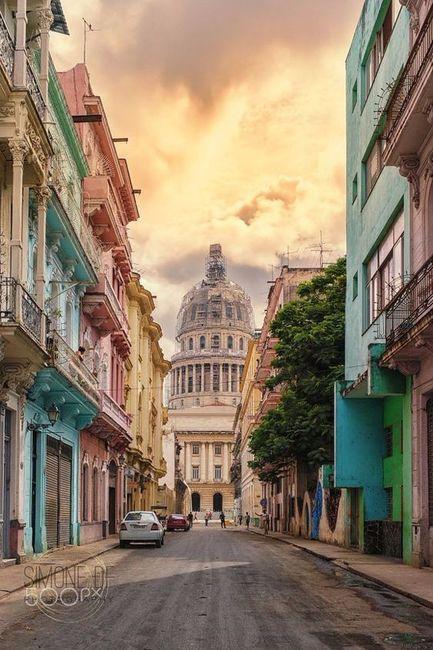 Cuba viaje