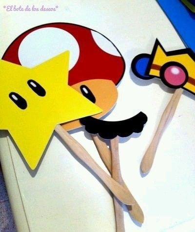 ¿Tendrías una boda temática de Super Mario Bros? 5