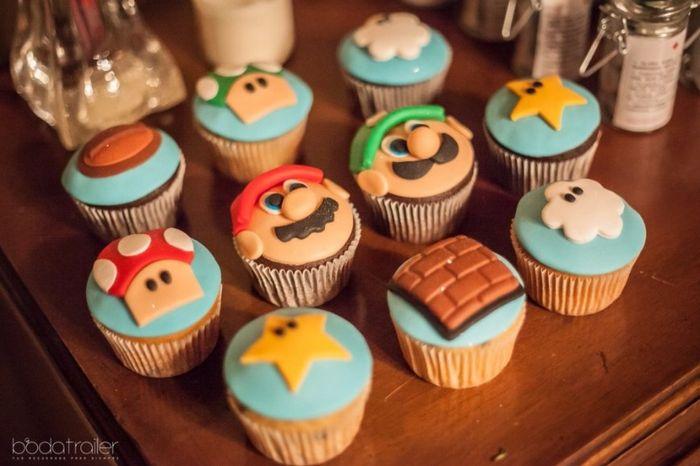 ¿Tendrías una boda temática de Super Mario Bros? 8