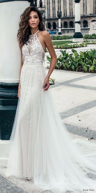 34995f1af 5 vestidos de Julie Vino para una novia SEXY! - Moda nupcial - Foro ...