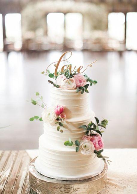 Este cake topper... ¿Aprueba o suspende? 1