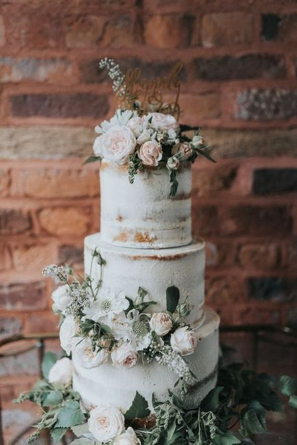 ¿De qué sabor será tu tarta de boda? 1
