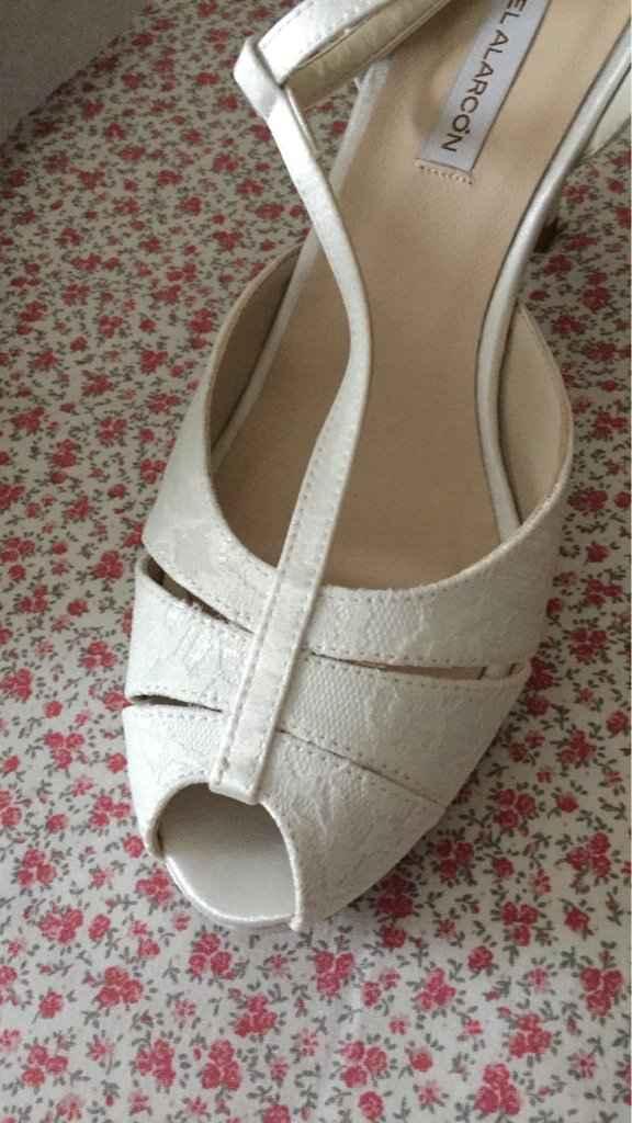 Mis zapatos por fin!! - 2