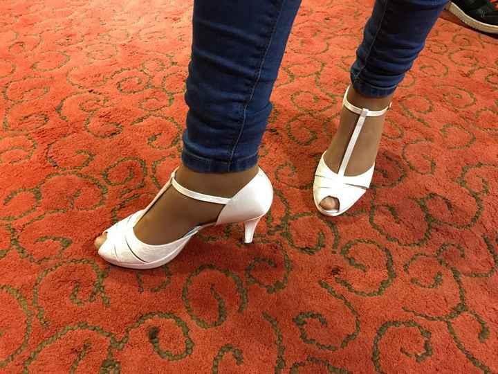 Mis zapatos por fin!! - 3