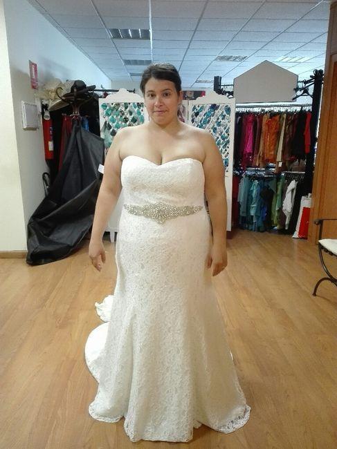 pruebas vestido tallas grandes - página 2 - zaragoza - foro bodas