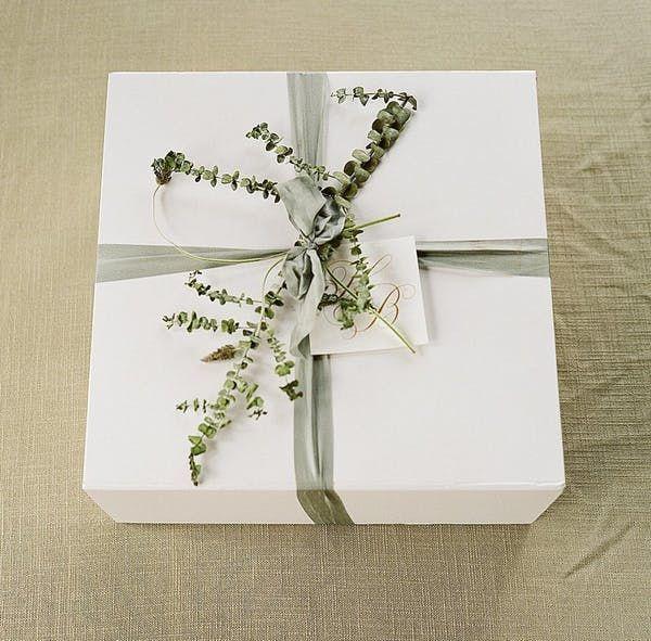 ¿Cómo entregaréis vuestro regalos de boda? 1
