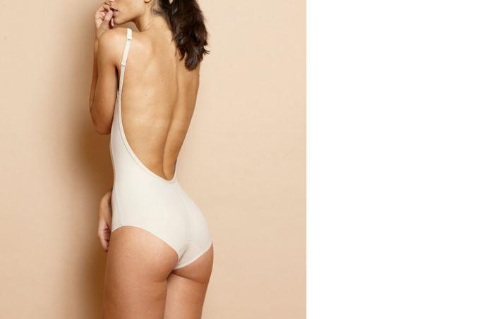 Donde comprar body o corsette sin tirantes y con espalda muy baja ...