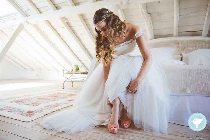 Momentos especiales de la boda