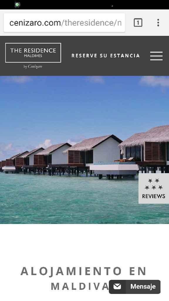 Los mejores resorts todo incluido maldivas - 1
